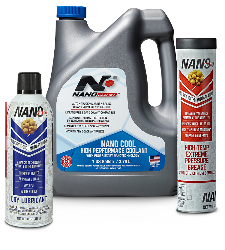 Nano Pro MT Package Design