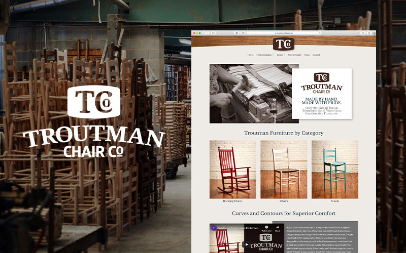 Troutman Chair Creative